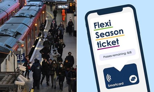New flexible rail tickets launch TODAY