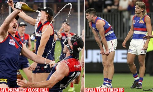 AFL grand final teams 'almost got into a huge fight' on Mad Monday