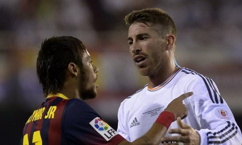 Sergio Ramos reveals chat with Neymar convinced him to join PSG