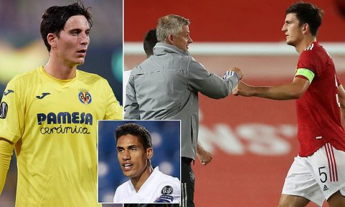 Manchester United 'looking into swoop for Villarreal's Pau Torres'