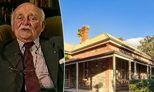 Home of Australian artist late John Dowie sells for $2.53 million