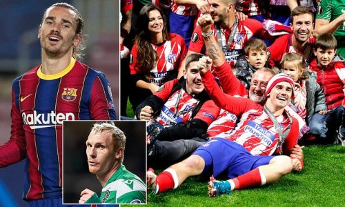 Antoine Griezmann joining Barca was a 'mistake', says Jeremy Mathieu