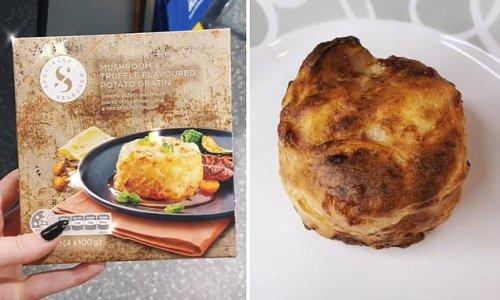 Shoppers obsess over Aldi's $1.25 mushrooms and truffle potato gratin