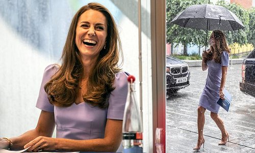 Kate Middleton launches Royal Foundation Centre for Early Childhood