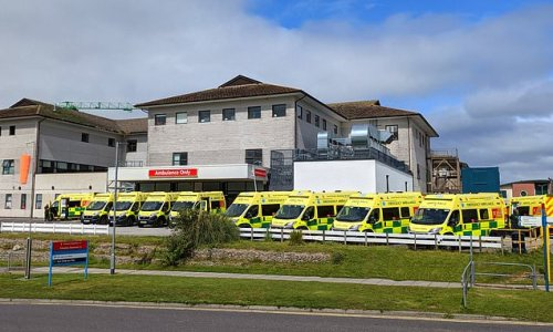 Cornwall's only major hospital declares 'internal critical incident'