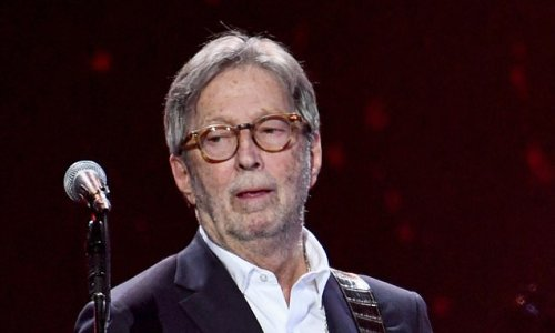 Eric Clapton hits out at 'propaganda' over vaccine safety