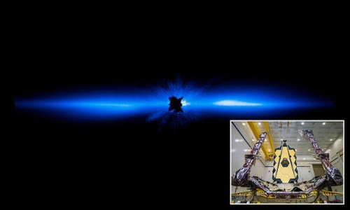 James Webb Telescope to explore planetary system 63 light-years away