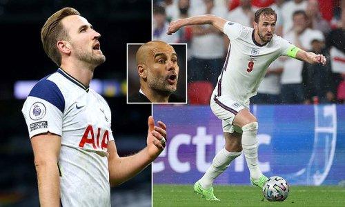 Kane 'set to miss Tottenham's Premier League opener against City'