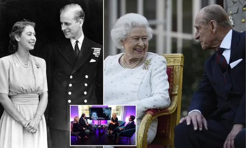 Prince Philip used to frequently 'flirt' with the Queen