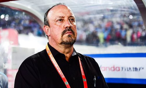 Rafa Benitez closing in on being hired as Everton's new manager