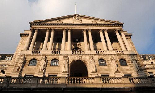 ALEX BRUMMER: Is the Bank going to be a leader or a follower on rates?