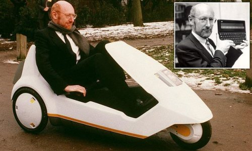 Home computing pioneer Sir Clive Sinclair dies aged 81 after illness