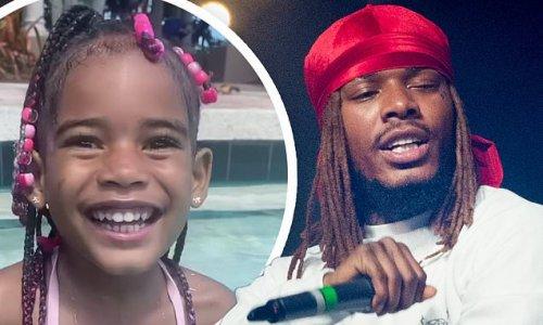 Fetty Wap's daughter Lauren, four, has died