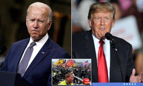 Biden refuses to exert executive privilege over President Trump docs