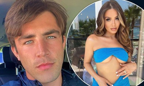 EXCLUSIVE: Jack Fincham confronts ex Frankie Sims in a 'huge row'