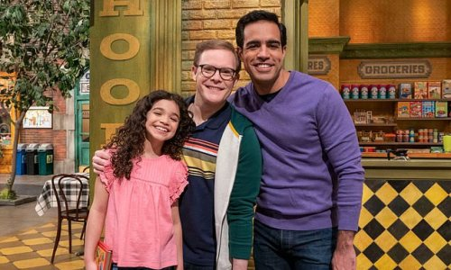 Sesame Street to welcome family with two gay dads during Pride Month