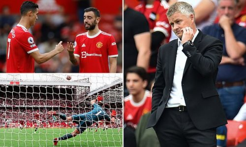 Man United don't look the sum of their expensive parts so far