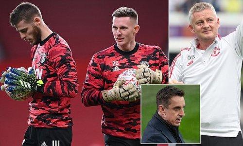 Gary Neville warns Man Utd must decide on their first choice keeper