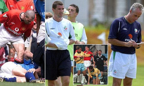 Roy Keane's most savage moments after he said he has NO regrets