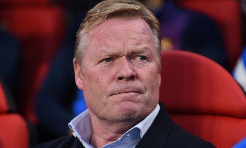 Koeman was sacked on flight home from Barcelona's loss to Rayo