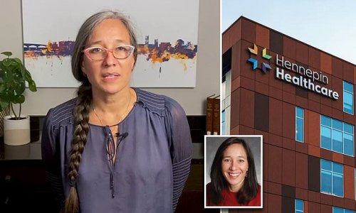 Biracial doctor 'demoted for opposing racially segregated care'