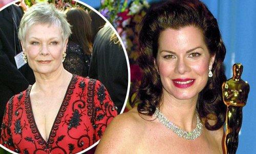 Marcia Gay Harden hints Judi Dench 'wasn't so happy' with Oscar win