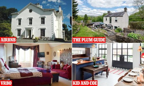 Struggling to book a staycation retreat? These firms could help
