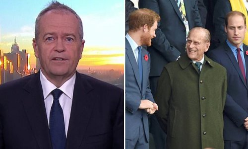 Bill Shorten: the Royals are as interesting as Married At First Sight