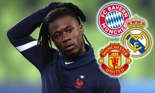 Camavinga: I'm 'flattered' by links to Real Madrid and Bayern Munich