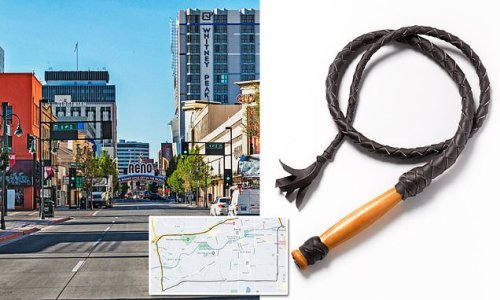 Reno bans the use of WHIPS unless you have a permit