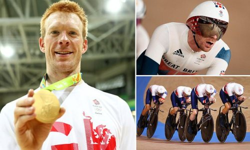 Team GB hero Ed Clancy retires from cycling after illustrious career