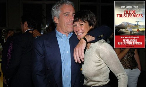 Ghislaine Maxwell sues publishers of a new book