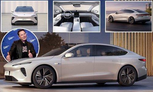 Should Elon worry? Nio's 620-mile range ET7 electric car costs £60k
