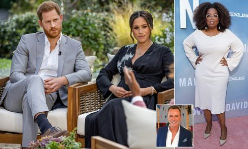 Meghan Markle hires Oprah's party planner for 40th birthday party