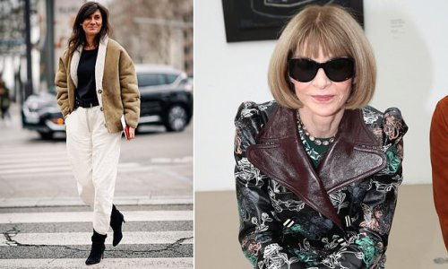 French Vogue in danger of 'losing soul' as Anna Wintour 'goes woke'