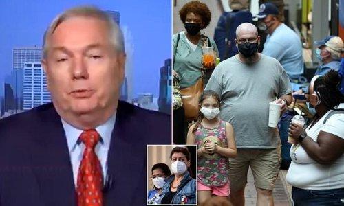 Former Biden COVID adviser says cloth masks are ineffective
