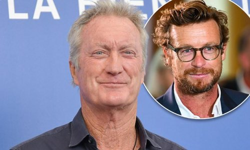 Bryan Brown and Simon Baker celebrate tax win for film industry