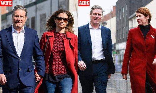Starmer aide considers legal action over claim she is banned from home