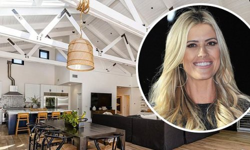 Flip or Flop's Christina Haack finds a buyer for Newport Beach mansion