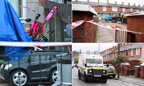 Father rushes to girl fighting for life in Belfast after stabbing