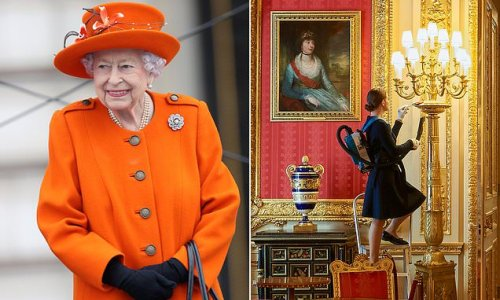 The Queen is looking for a £11,300 cleaner for Buckingham Palace