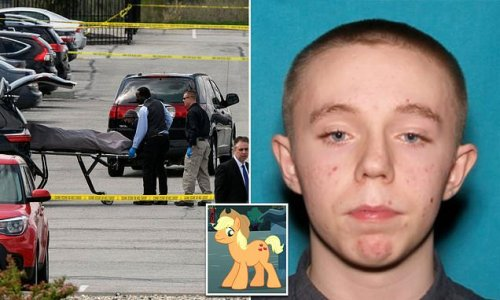 REVEALED: FedEx shooter was a 'Brony' obsessed with My Little Pony