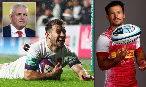 Harlequins star Danny Care admits he's 'playing without a burden'