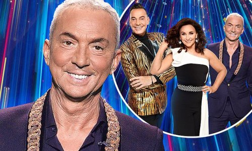 Bruno Tonioli RETURNS to Strictly for the show's live tour
