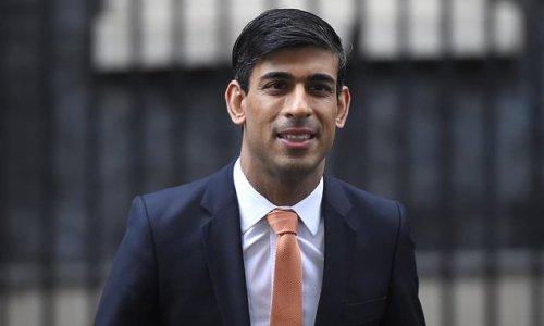 ALEX BRUMMER: Rishi's budget plan will make Britain less competitive