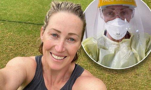 Olympic hurdler Jana Pittman makes a plea to Australians in lockdown
