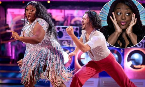 Strictly's Judi Love to MISS upcoming show positive Covid-19 test