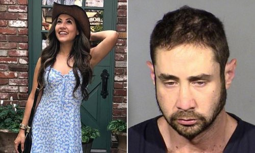 Law student charged with beating his girlfriend to death in Las Vegas