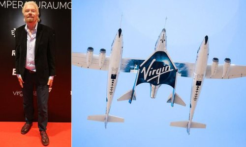 Richard Branson's Virgin Galactic faces delays over 'wear and tear'