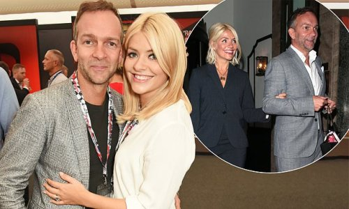 Holly Willoughby's husband 'claimed up to £10,000 in furlough scheme'